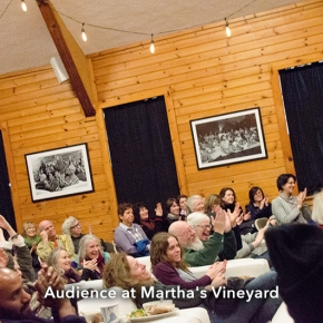 Audience_Martha's_Vineyard