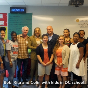Bob_Rita_Colin_w_kids_in_DC_school