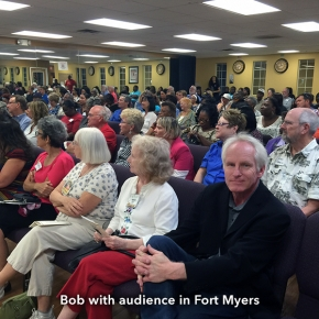 Bob_w_audience_Ft_Myers